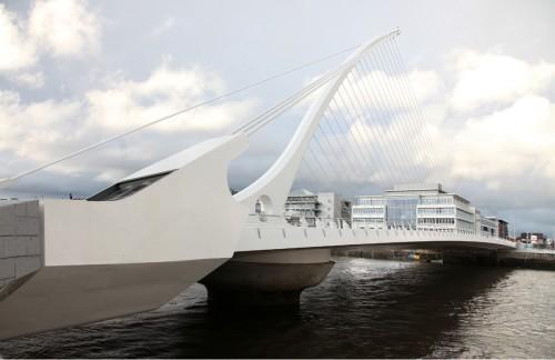 Второй мост Калатравы в Дублине