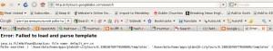 google-bug