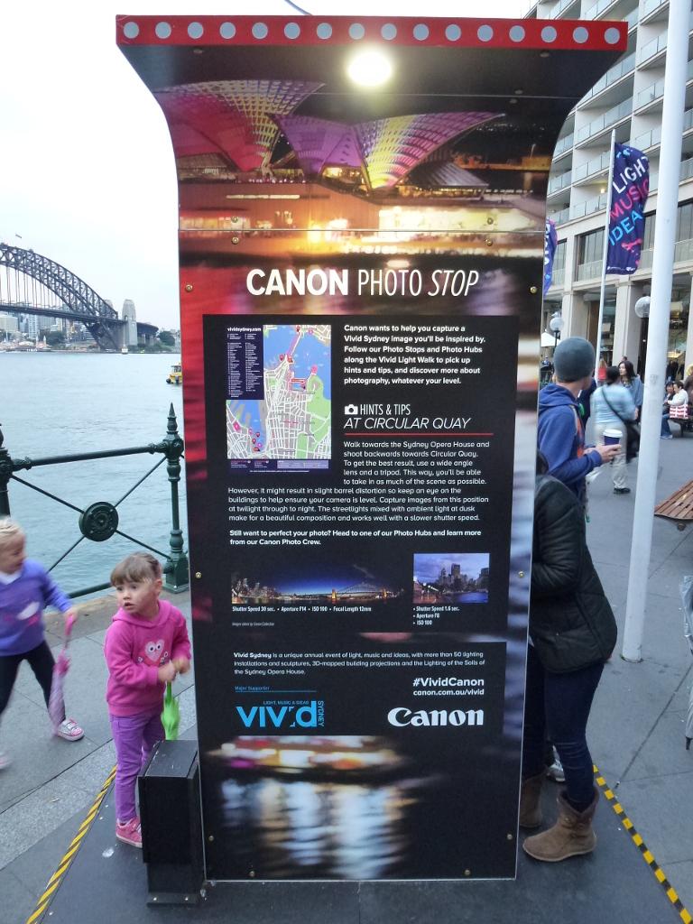 Фото-точка Canon